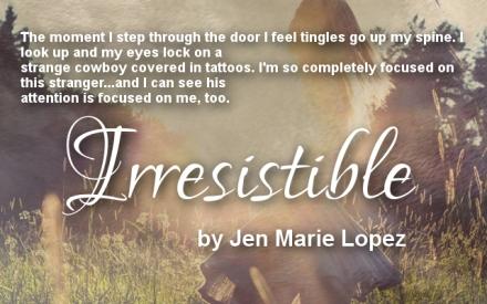 Irresistible Teaser1