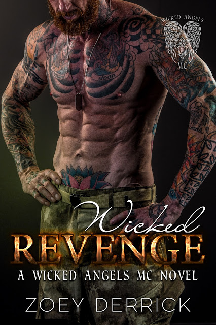 Wicked Revenge Ebook Cover