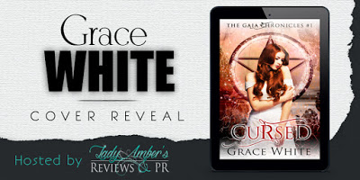 Cursed by Grace White - COVER REVEAL