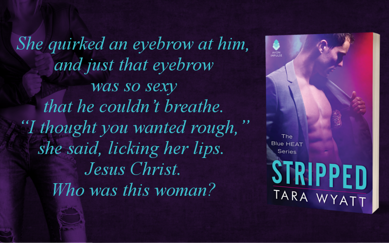 Stripped by Tara Wyatt - Promo Graphic 2