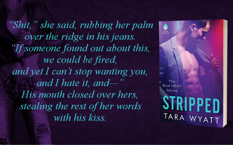 Stripped by Tara Wyatt - Promo Graphic 4