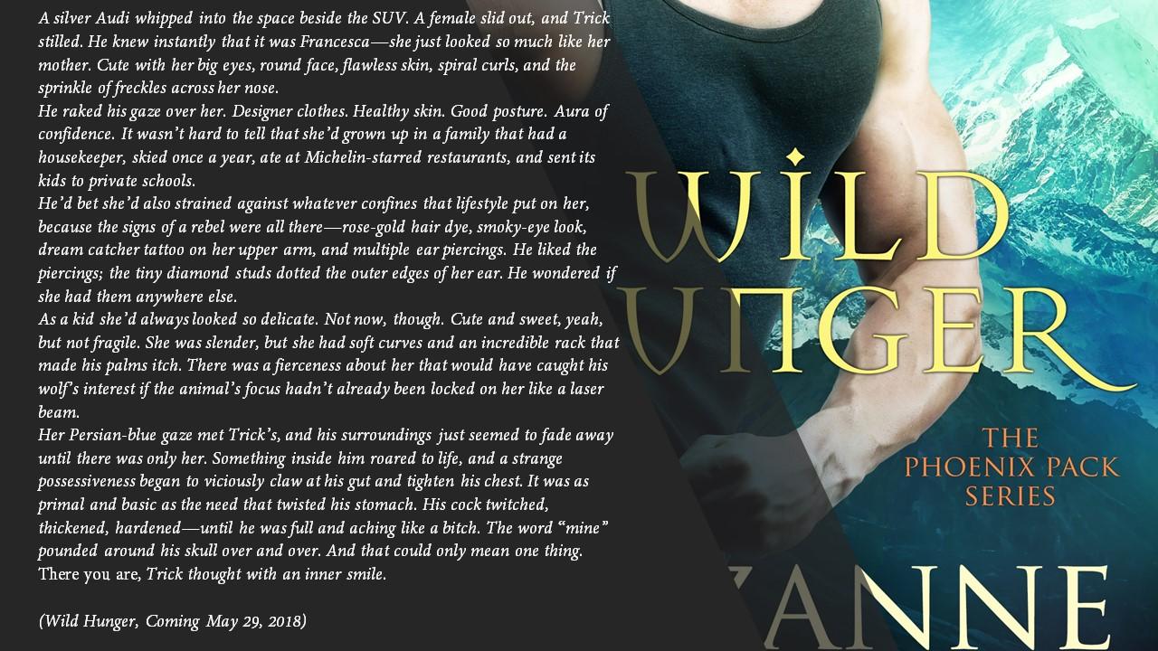 Wild Hunger Q1