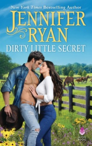 Book Cover - Dirty Little Secret by Jennifer Ryan