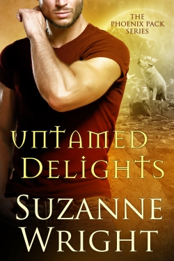 Untamed Delights Book Cover